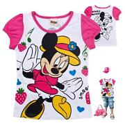 Girls T-shirts 4-5 Years