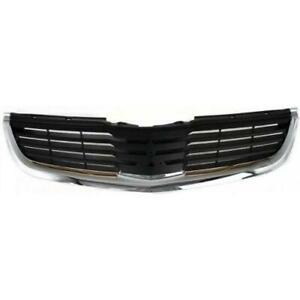 2007-2008 Mitsubishi Galant Grille Chrome/Black (Without Ralliart Model) Canada Preview