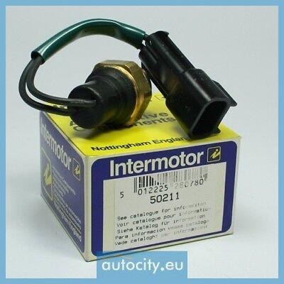 Intermotor 50211 Interrupteur de temperature, ventilateur de radiateur