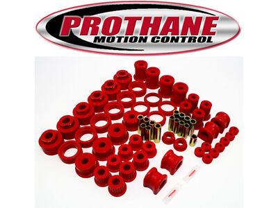PROTHANE Total Bushing Kit Dodge 94-01 RAM 2500 3500 4x4 4WD Diesel & V10 ONLY