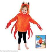 Crab Fancy Dress