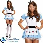 Alice in Wonderland Fabric Fancy Dresses