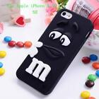 3D Soft Silicone iPhone Case