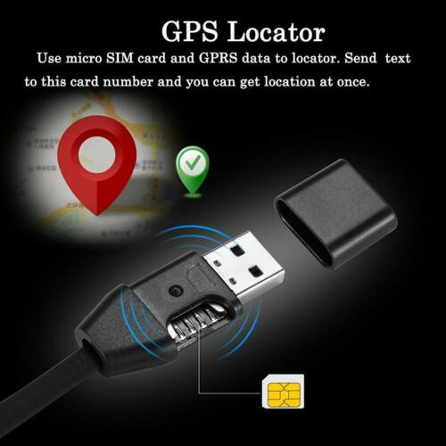 New GSM SIM Hidden Audio Listening Bug USB 2.0 A To Micro USB Charge Data Cable