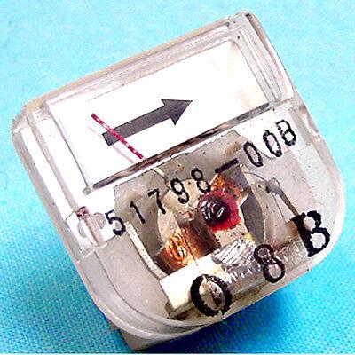 2 0-200 A 0.2 Ma Dc Micro-ammeters - Miniature 0-200 Ua Analog Panel Meters