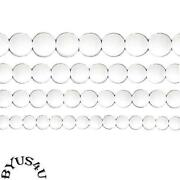 10mm White Jade Beads