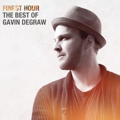 GAVIN DEGRAW Finest Hour The Best Of CD BRAND NEW