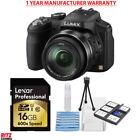 Panasonic Lumix DMC-FZ200 Panasonic LUMIX 12-13.9MP Digital Cameras