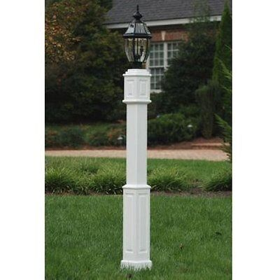 FANCY HOME PRODUCTS LAMP POST LP-5-66-RP-T DECORATIVE LAMP POST](Lamp Post Decorations)