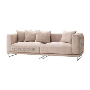 IKEA TYLOSAND 3-Seat Sofa Couch Cover Slipcover - Kungsvik Sand / Special Offer!