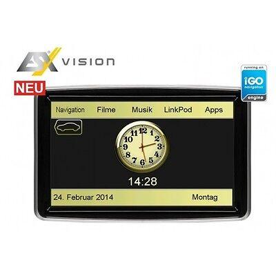 Navigation für Mercedes B-Klasse W246, A-Klasse W176, CLA, GLA ESX VN809-MB-B1
