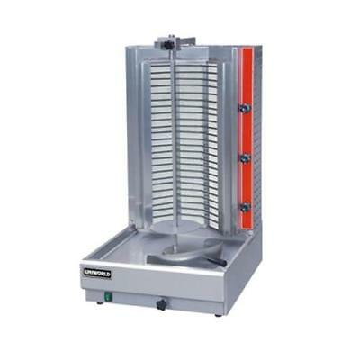 Uniworld - Vbr-3 - Electric Gyro Machine Vertical Broiler Cooker Shawarma