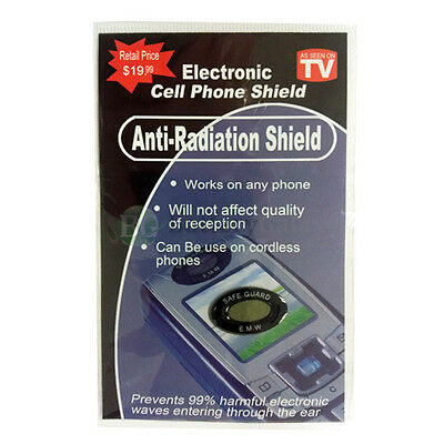 100 Anti Radiation Protection EMF Shield Phone Smartphone Home Radio 100+SOLD