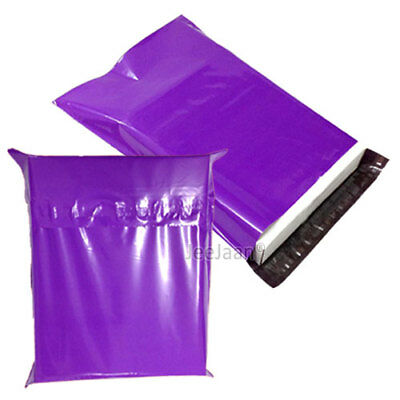 Purple Postal Bags Mailing 10