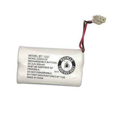 New Uniden BT-1007 BBTY0651101 NiCD 500mAh DC 2.4V Rechargeable Phone Battery