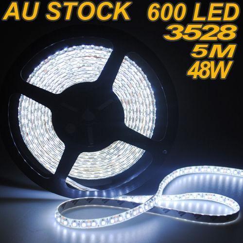 Bright 3528 12 Volt Led Strip Lights 240 Leds: 12 Volt LED Strip Lights