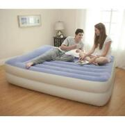Raised Queen Air Bed