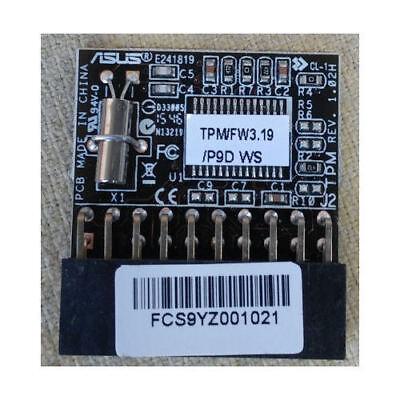 Asus TPM FW3.19 P9D WS TPM Module (Trusted Platform Module)