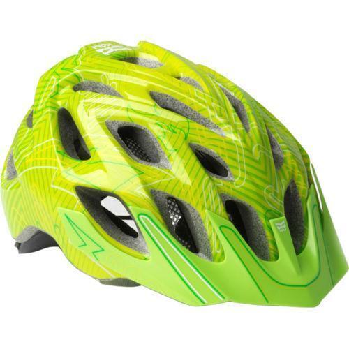 Green Mountain Bike Helmet Ebay