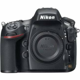 NIKON D800 DSLR. Very Low Shutter Count.  AS NEW & PRICE REDUCED Abbotsford Canada Bay Area Preview