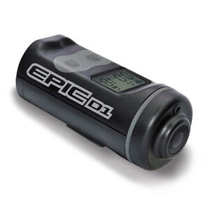 New Stealth Cam Epic D1 POV Action Sport Video Camera STC-EPICD1