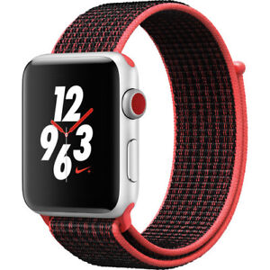 NEW  Apple Watch Nike+ Series 3 42mm Smartwatch GPS + Cell