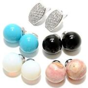 Interchangeable Earring Set