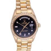 Mens Gold Rolex