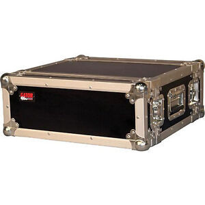 Gator EFX4 4 Space Tour Style Effects Rack Case
