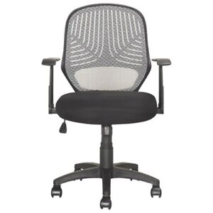 CorLiving LOF-209-0 workspace Office Chair Black NEW