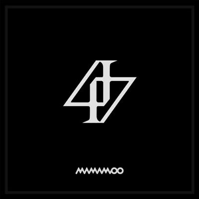Mamamoo-[Reality In Black]2nd Album CD+Poster+Booklet+Lenticular+PhotoCard+Gift