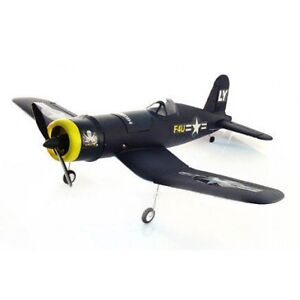 New! F-4U CORSAIR RTF 4 Channel Electric AIRPLANE Plane Jet RC Remote Control
