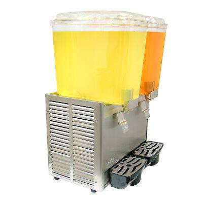 New Cold Beverage Bubbler Drink Dispenser