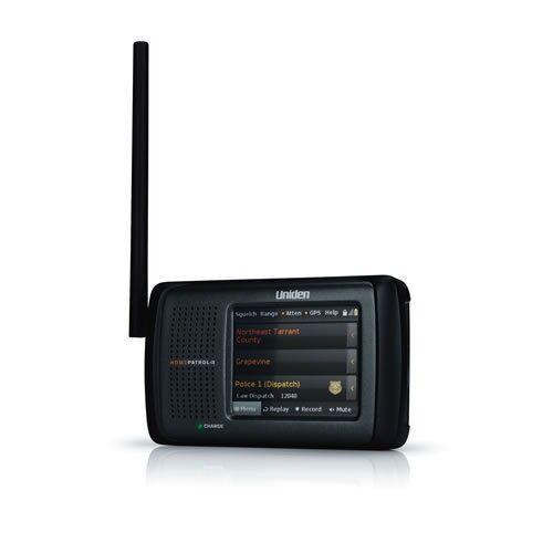 Uniden HomePatrol 2 Digital Police Scanner, Self Programming APCO 25 Phase 1 & 2