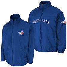 AC Toronto Blue Jays Triple Climate 3-in-1 On-Field Jacket L Majestic Full Zip