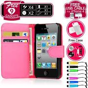 iPhone 4 Cover Pink