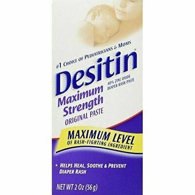 Desitin Diaper Rash Original Ointment 2 oz (2 - Desitin Original Diaper Rash Ointment