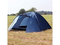 North Gear - Waterproof 4 x Person Tent - 50% off