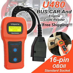 16 Pin OBD 2 Scan, read clear codes 100% NEW