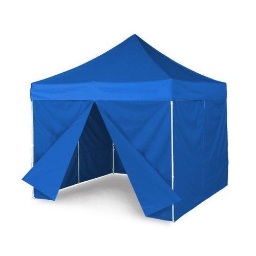 10x10 Canopy With Sidewalls Ebay