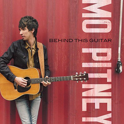 Mo Pitney   Behind This Guitar  New Cd