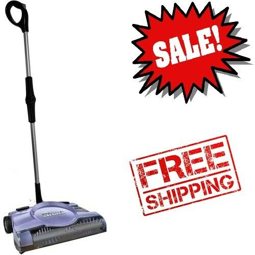 Shark 12 Rechargeable Floor & Carpet Sweeper