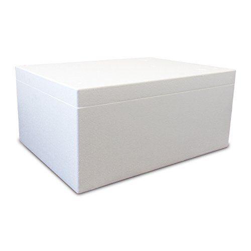 Styroporbox, Thermobox, Kühlbox, Isolierbox, Warmhaltebox, 18 Größen zur Auswahl