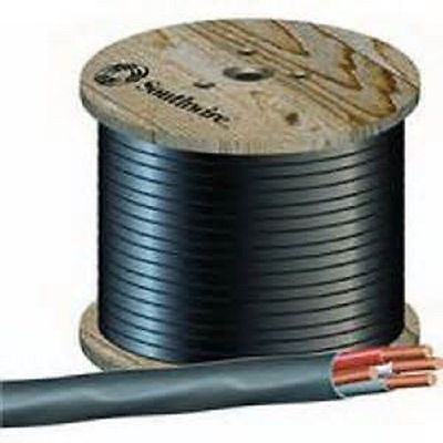 12//3 W//GR 15/' FT ROMEX INDOOR ELECTRICAL WIRE USPS PRIORITY SHIPPING