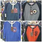 Mitchell and Ness Henley