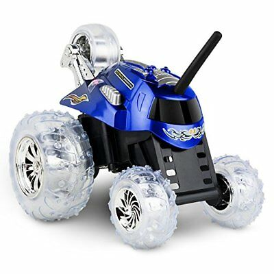 Thunder Tumbler 27Mhz Children S Remote Control Spinning 360  Rotating Car Toy