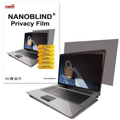 """[T14HD] 310mm x 175mm 14"""" inch HD PRIVACY SCREEN FILTER Protector Film"""