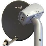 Motorised Satellite Dish