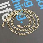 14k Yellow Gold No Stone Chain Men's Chains, Necklaces & Pendants