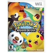 Pokemon Wii Games